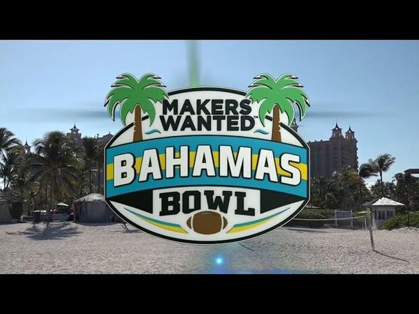 NCAAF 2019 Bahamas Bowl Buffalo Bulls Charlotte 49ers EN