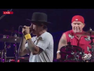 Red Hot Chili Peppers - Summer Sonic Tokyo 2019 (Proshot from live stream)
