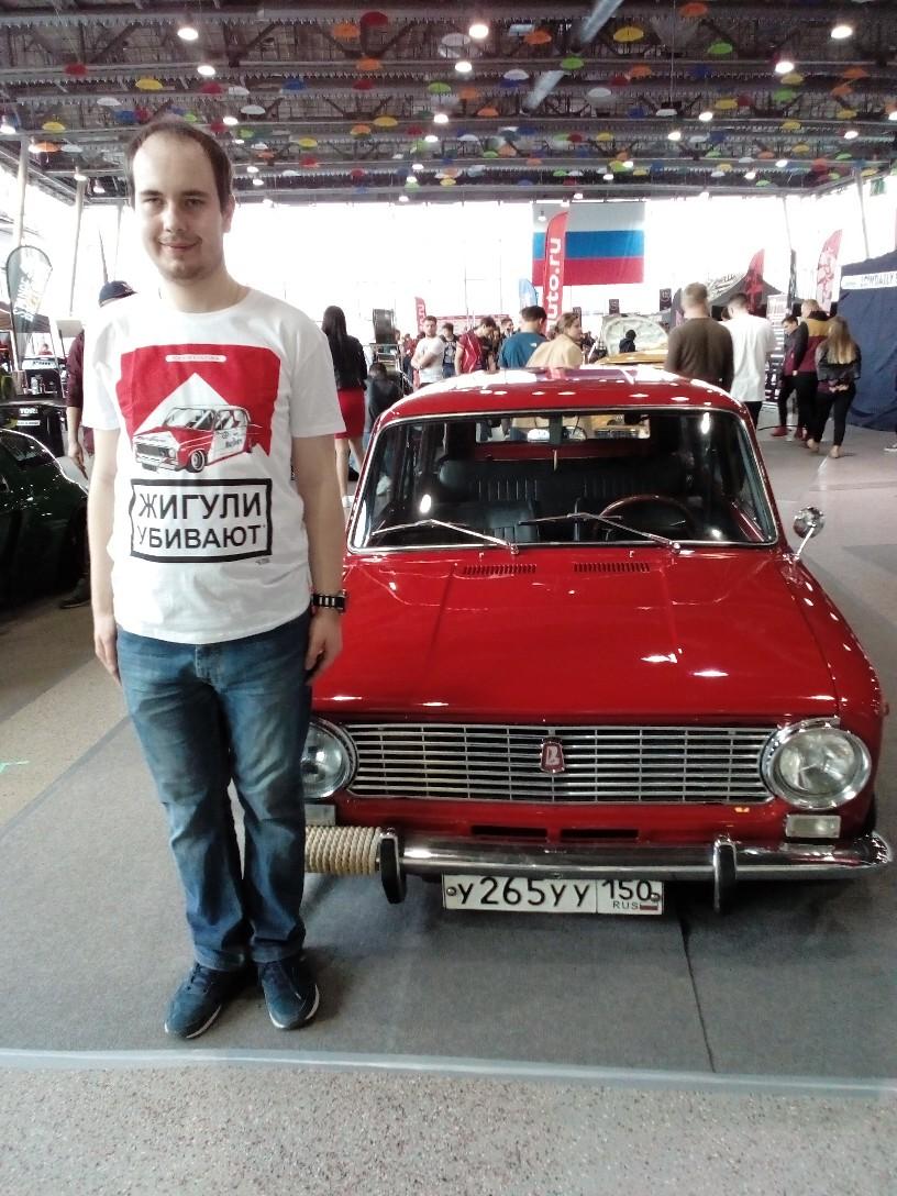 Mikhail, 23, Gzhel'