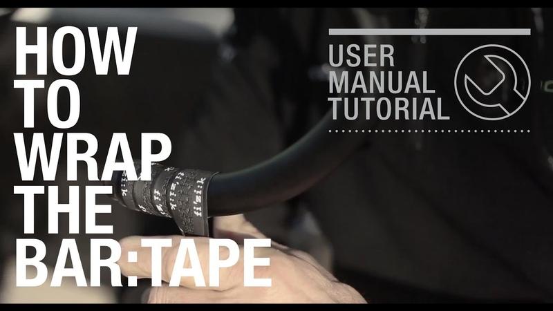 How to wrap fi'zi:k bar:tape - Peter Sagan Bike
