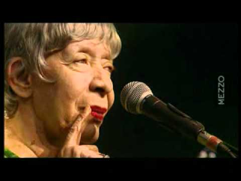 Shirley Horn Trio - Our love is here to stay (Marciac 2002)