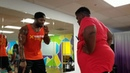 Xtreme Hip Hop with Phil Jewel is down 60lbs