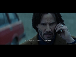 """Отрывок из фильма """"Профессионал"""" - Киану Ривз говорит по- русски"""