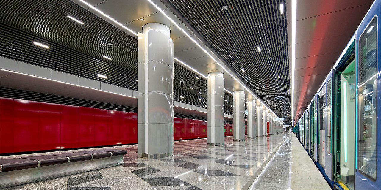 В ночь с 7 на 8 сентября можно будет воспользоваться станцией метро «Некрасовка»