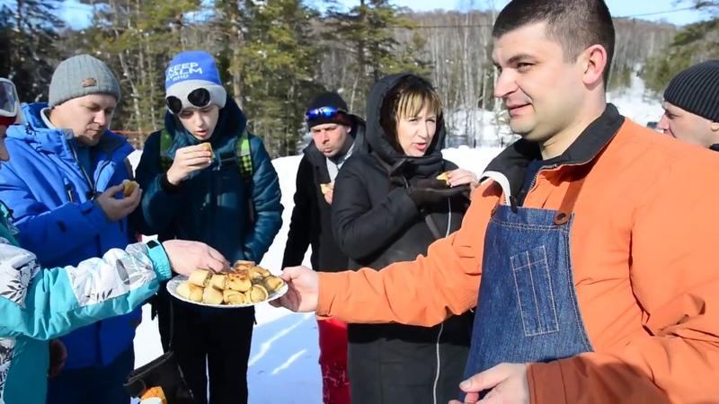 Сто рецептов Белокурихи Рецепт блинчиков сибирских и старорусских