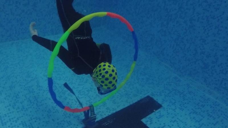 Невероятно красивые кадры Дети в бассейне