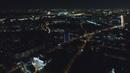 Москва вечером Зацепский Вал улица ночью под утро в Москве Зацепский тупик днём