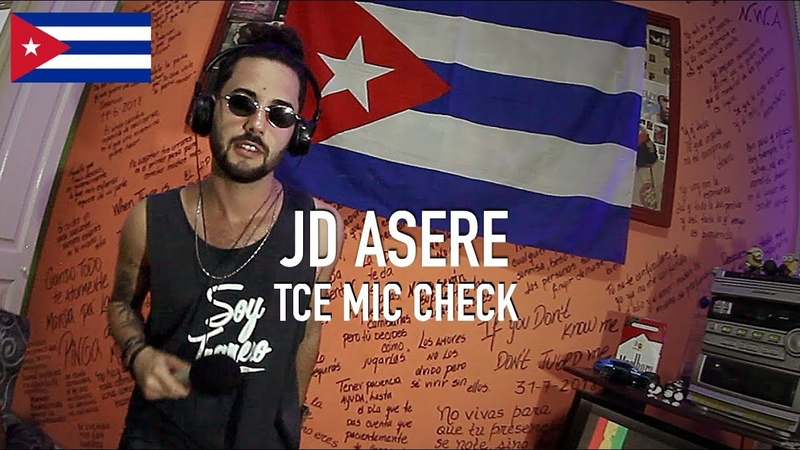 JD Asere Puchogensa TCE Mic Check