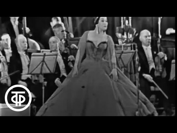Има Сумак Любовь инка. Yma Sumac in USSR. Kuyaway (Inca Love Song) (1960)