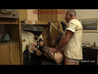 Busty bondage - Anna de Ville, Brittany Bardot, George Uhl, Mila Milan (2019)