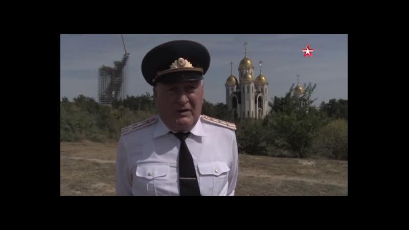 23 августа Выстрел Памяти и перезахоронение бойцов Красной армии в Россошках