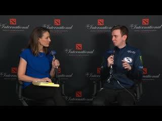S4 interview after winning team secret