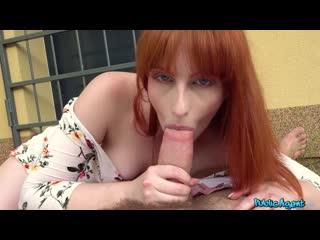 Alex Harper - Dirty hot American redhead beauty