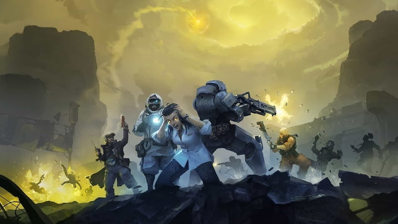 Encased: A Sci-Fi Post-Apocalyptic RPG [3] RUS - 2019