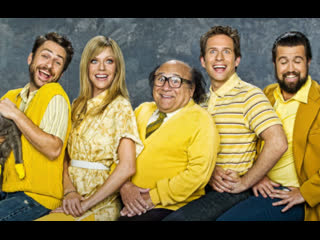 A different 1 second of every its always sunny in philadelphia episode