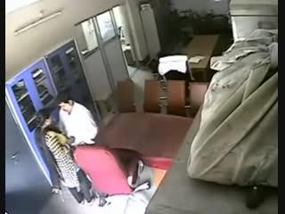 School teacher leaked video sex scandal part -1