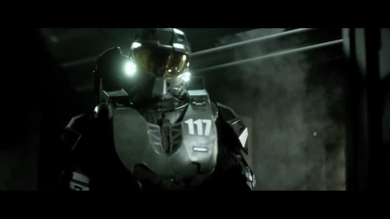 Halo 4_ Идущий к рассвету (Halo 4_ Forward Unto Dawn, 2012) - трейлер на русском языке