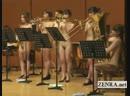 ГОЛЫЙ ТЕАТР- выступление оркестра