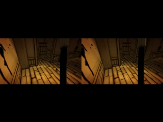 [3d vr tv pc games videos] 3d vr bendy and the ink machine google cardboard video wide-screen chapter 12