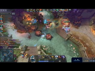 Победа vs. The Final Tribe (Game 1, Reshuffle Madness)