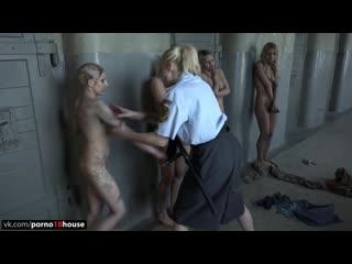 Ужасы в женской тюрьме  Horrorporn, Dead, Porn, Blowjob, Zombie, Horror, Blowjob, Sperm, Sex, Hard