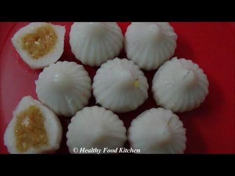 Puranam Kozhukattai Recipe Sweet Modak Recipe Kozhukattai Recipe in Tamil Kolukattai Recipe