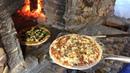 KAMBOÇYA PİZZACISI SARI ARDA Ispanaklı Pizza Nasıl Yapılır