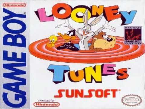 Looney Tunes - Speedy and Bugs