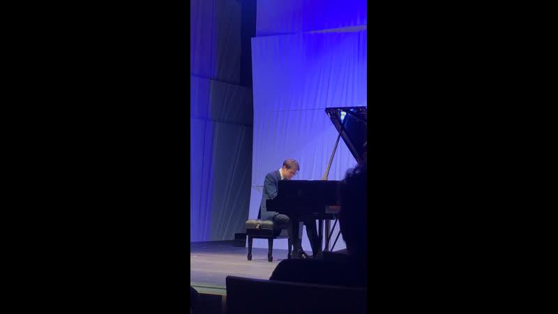 Выпуск 2019 Ипполитовка концертный зал зарядье