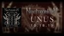 NECRONOMICON 'Unus' Album Teaser 2019