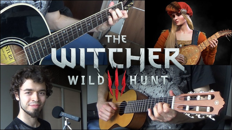 The Witcher 3 - Wolven Storm (Cover)