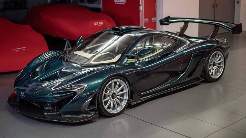 Длина имеет значение — Эволюция «длиннохвостых» McLaren, изображение №22