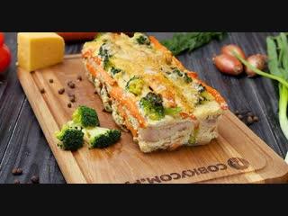 Запеченный Минтай . Вот такую рыбку просто обожаю Вкусный и быстрый ужин!