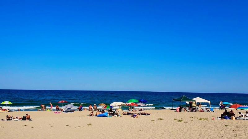 Дикий пляж, Шкорпиловци, Болгария