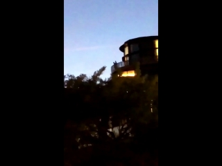 Fan taken video of justin in zurich, switzerland. (september 24)