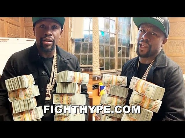 MAYWEATHER DOING WHAT WE DO BEST IN RETIREMENT TAKING STUNTIN TO A NEW LEVEL