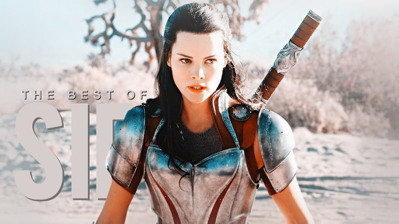 THE BEST OF MARVEL Lady Sif