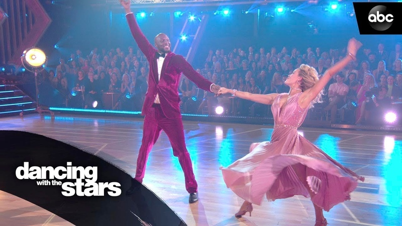 Lamar Odom's Foxtrot Dancing with the Stars