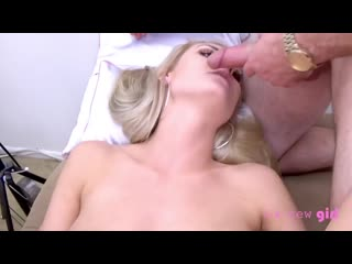 Victoria - LANewGirl Modeling Audition [All Sex, Hardcore, Blowjob, Gonzo]