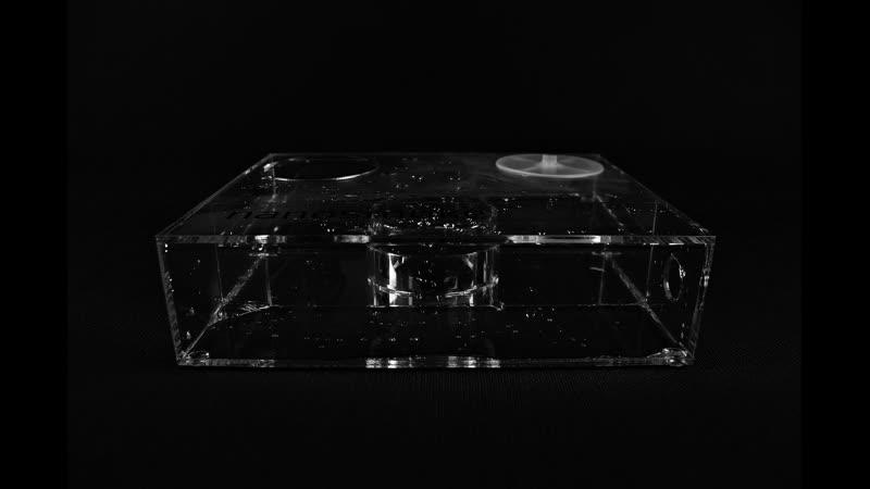 Кальян Nanosmoke Cube продув Сообщество кальянщиков