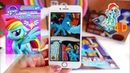MLP Sports Games Rainbow Dash Activity Book 4D Augmented Reality