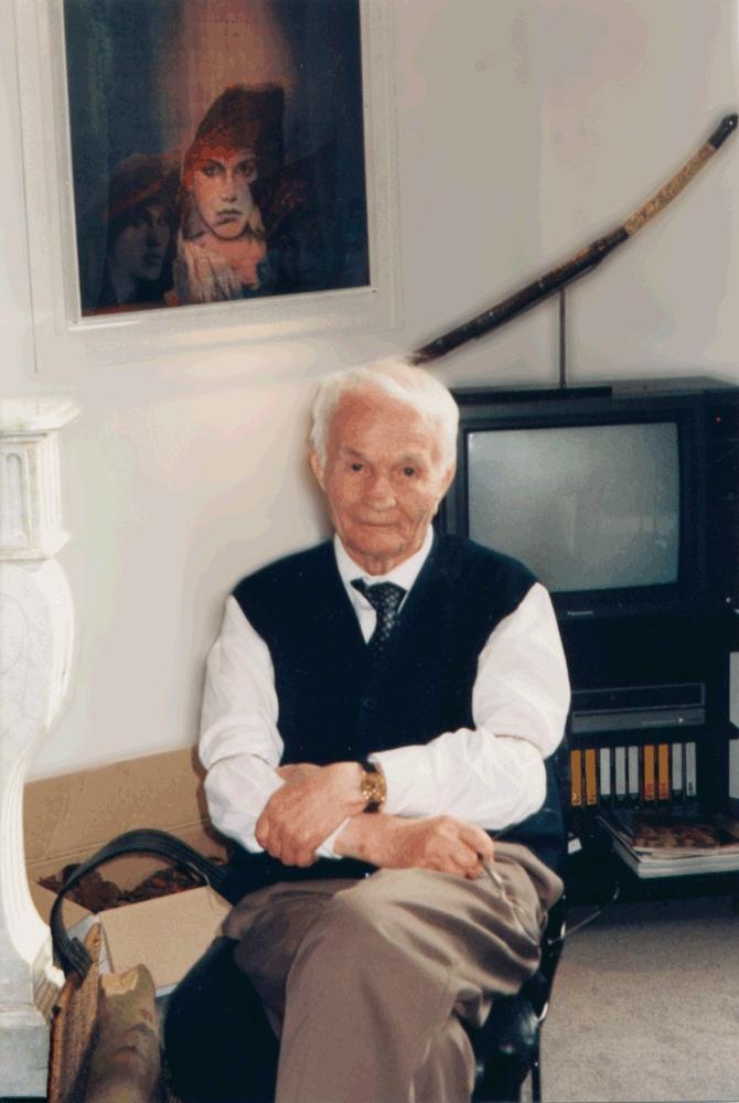 В. В. Налимов (1910–1997)