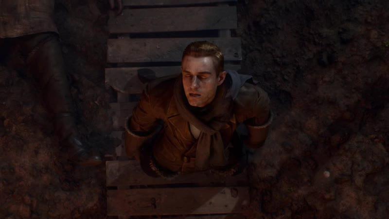 Деревянный Ас эгоист Battlefield 1