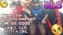 Дрифт такси с девушкой/Drift taxi with a girl/Drift/no instagram2/SLS