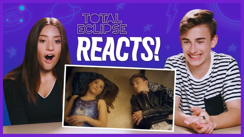 TOTAL ECLIPSE | CAST REACTS TO SEASON 1