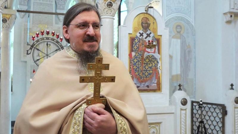 Игумен Иоасаф Полуянов Проповедь в Неделю 19 ю Воскрешение сына наинской вдовы 20 10 2019