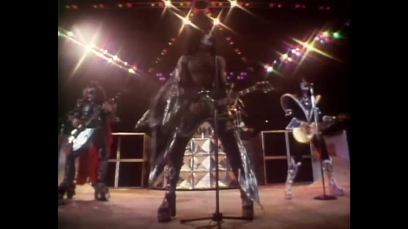 Kiss - I Was Made For Lovin You (Official Music Video)