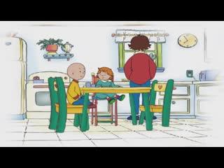 Cartoon caillou english full episodes caillou the policeman cartoon for children