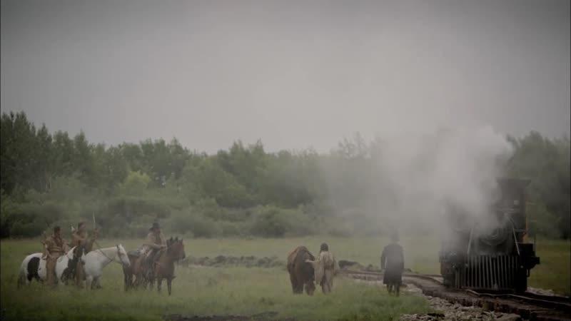 Ад на колёсах Поездная тяга против конной