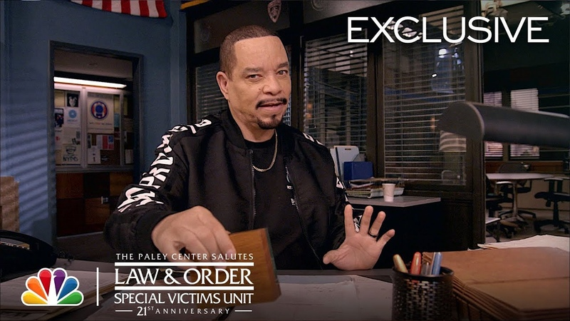 Ice T and the Cast Take You Inside the Squadroom - Law Order SVU (Paley Center Special 2020)